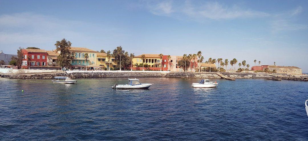 L'île de Gorée et sa maison des esclaves